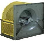 Backward Inclined Plenum Fan