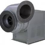 Fiberglass Reinforced Plastic (FRP) Radial Fume Exhaust Fans