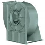 Series 45 GI Fans Supplier